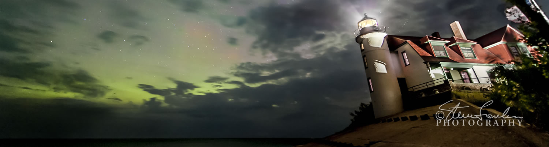 PBL165 Cloudy Aurora