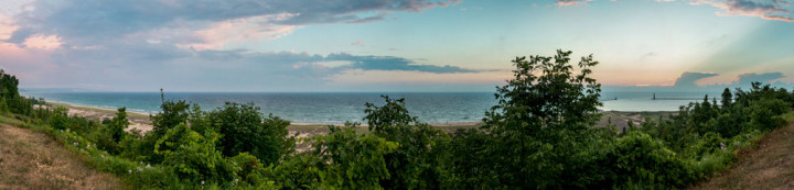 BD203-Elberta-Beach-Overlook-Evening-watermarked