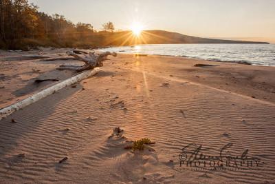 BD288-Porcupine-Mtns-Sunset-