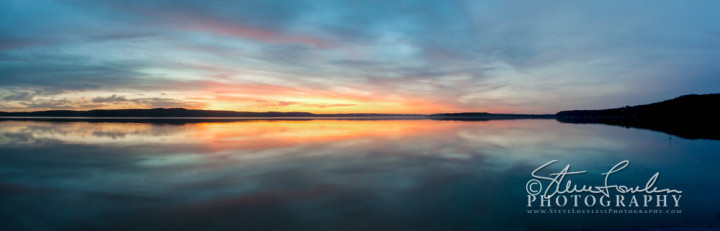 CL168-Crystal-Lake-Quiet-Sunrise-Pano