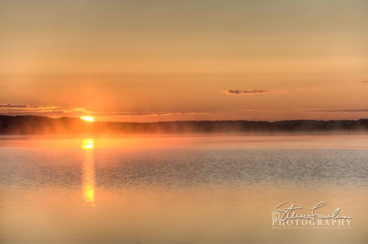 CL171-Hazy-Sunrise-Crystal-Lake-