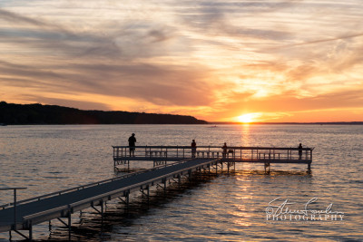 CL257-Beulah-Fishing-Dock-Sunset