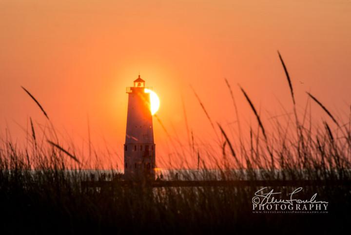 FKLT227-Frankfort-Light-Summer-Beachgrass-Sunset-