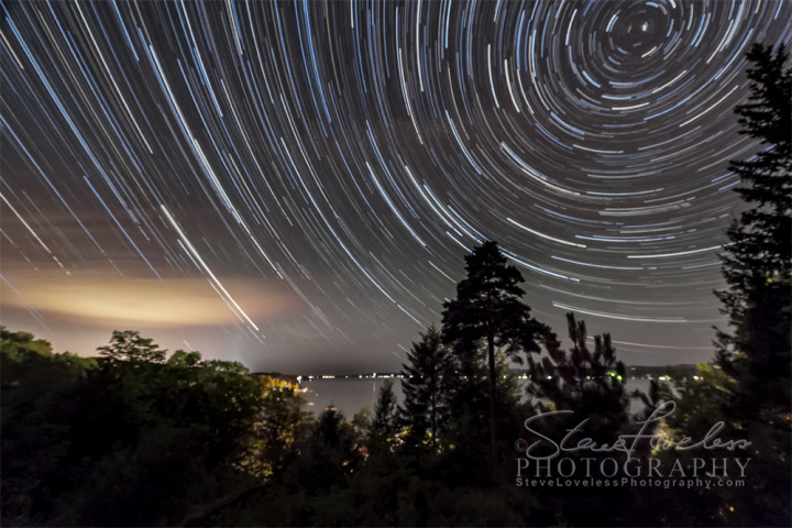 NGT055-Crystal-Lake-August-Startrail